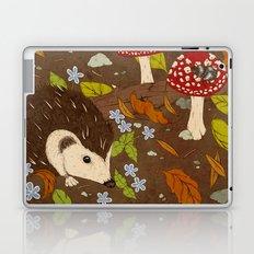 Woodland critters (coloured) Laptop & iPad Skin