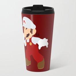 Mario(Smash)Fire Travel Mug