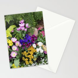 Floral Spectacular - Olbrich Botanical Gardens Spring Flower Show, Madison, WI Stationery Cards