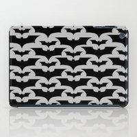 bats iPad Cases featuring Bats by Sney1