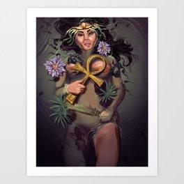 Goddess of Birth Art Print