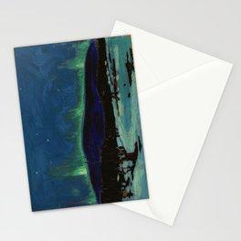 Tom Thomson Northern Lights Canadian Landscape Artist Stationery Cards
