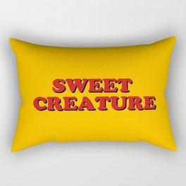 Sweet Creature Rectangular Pillow