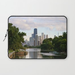 Chicago by River Laptop Sleeve