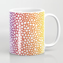 Colorful Dots Coffee Mug