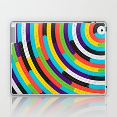 con·cen·tric Laptop & iPad Skin