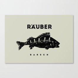 Barsch / Perch Canvas Print