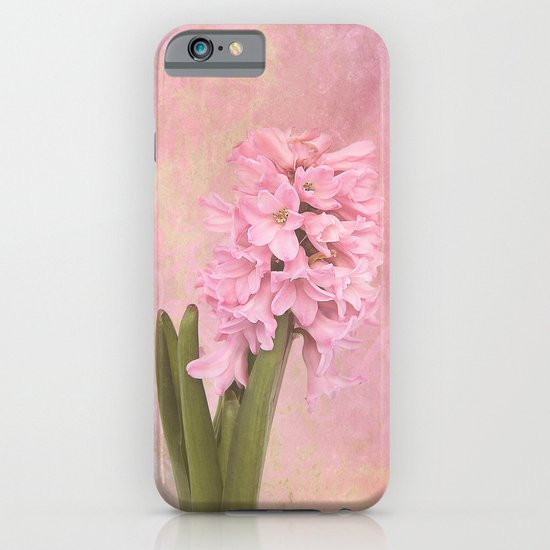 PINK HYACINTH iPhone & iPod Case