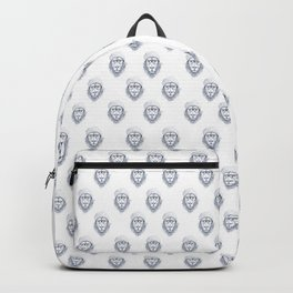 Cool lion Backpack