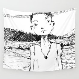 2017 Collection • Post Rock Quattro Wall Tapestry
