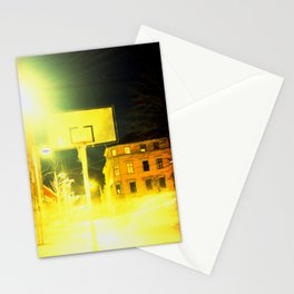 One cold night in Bergen 02 Stationery Cards