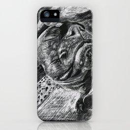 Good Boy iPhone Case