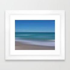 Juno Beach 2010 2 Framed Art Print