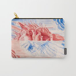 Chinese American Carry-All Pouch