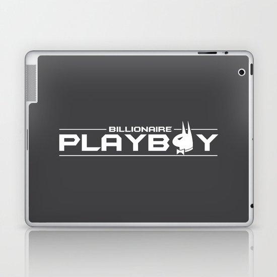 Billionaire Playboy Laptop & iPad Skin
