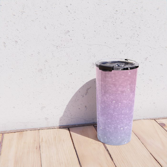 Unicorn Princess Glitter #1 (Photography) #pastel #decor #art #society6 Travel Mug