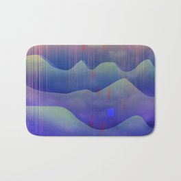 Sea of Clouds for Dreamers Bath Mat