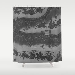 Historical Now Shower Curtain