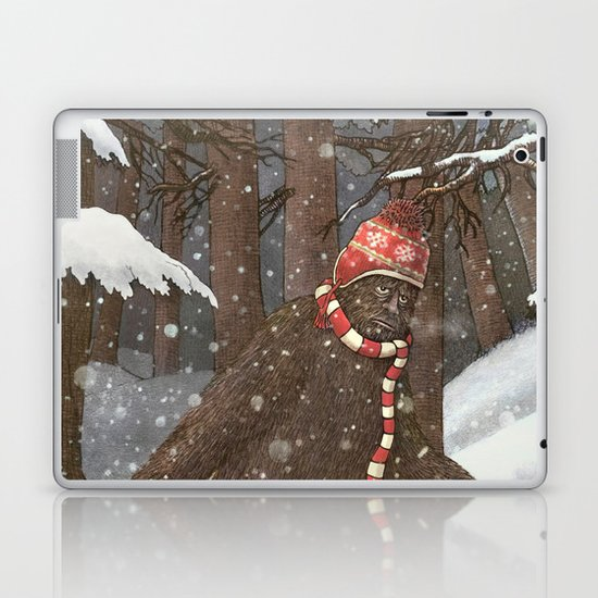 Everyone Gets Cold Laptop & iPad Skin