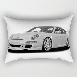 Porsche Car Rectangular Pillow