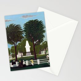 Lexington Battle Monument Stationery Cards