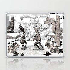 The Great Fight Laptop & iPad Skin