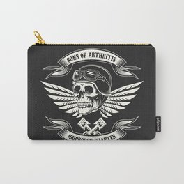 Sons of Arthritis Ibuprofen Chapter Carry-All Pouch
