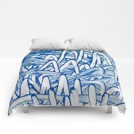 Mute 5 Comforters