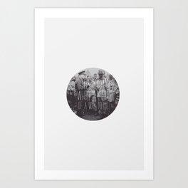 Gory, Gory Art Print