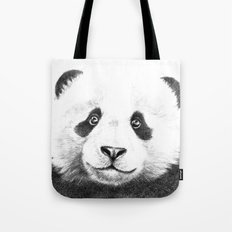 Giant  Panda G100 Tote Bag