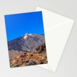 Teide volcano Stationery Cards
