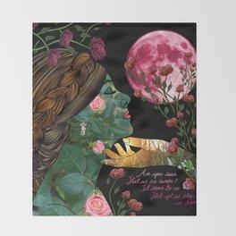 A Midsummer Night's Dream Throw Blanket