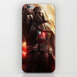 Darth Vader iPhone Skin