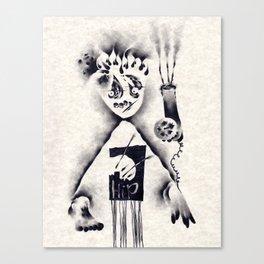 Narcissism II Canvas Print