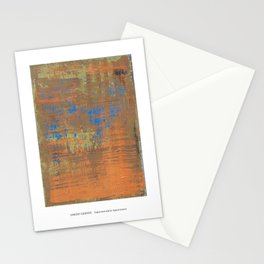 Simon Carter Paintng Inpenetrable Ignorance Stationery Cards