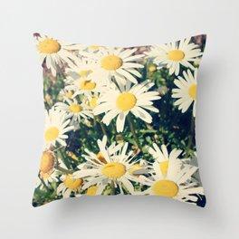 The garden! Throw Pillow