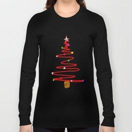 Blackboard Tree Long Sleeve T-shirt