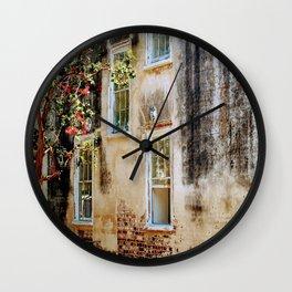 Villa Carolina Wall Clock