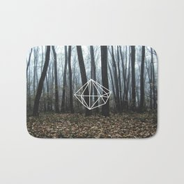 Geometry Bath Mat