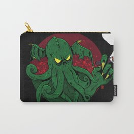 Cthulhu Cigars: Taste the Madness Carry-All Pouch
