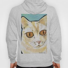Owen Orange Eyes Hoody