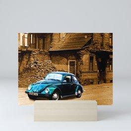 Timetravel Mini Art Print