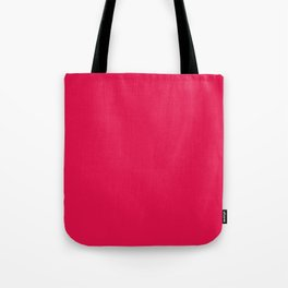 Dancing Color Mandala ~ Red-violet Tote Bag