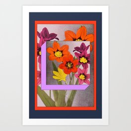 Picked And Plucked Art Print