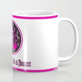 fight cancer like a boss Coffee Mug