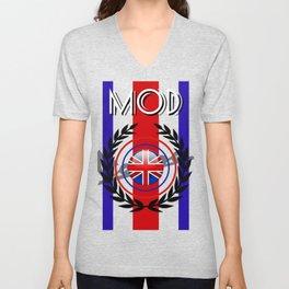 We are the MODs XX! Unisex V-Neck