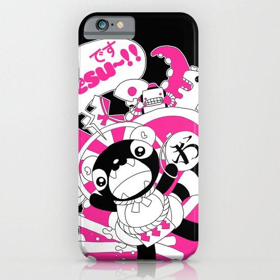 Desu~!!: Pink iPhone & iPod Case