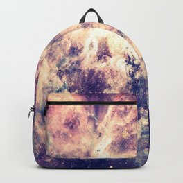 Tarantula Nebula Deep Pastels Backpack