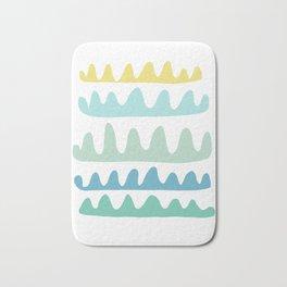 sea fans Bath Mat
