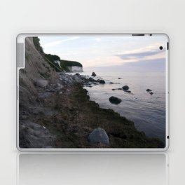 Jasmund Bay - Sunset - Isle Ruegen Laptop & iPad Skin